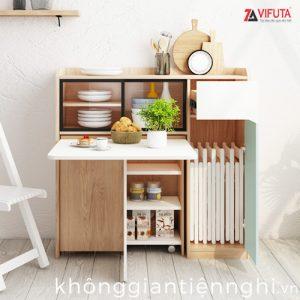 Kệ đồ dùng nhà bếp nhỏ KB-VF558.12401