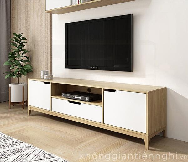bàn trà và kệ tivi phòng khách 012CPK-PK006