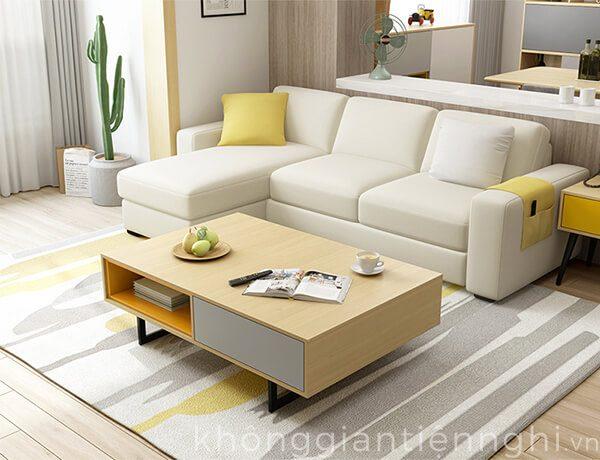 combo kệ tivi và bàn sofa 012CPK-NortaPK07