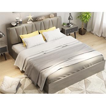 Giường ngủ hiện đại phong cách châu âu Vifuta 012GN-Norta18220