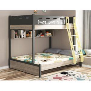 Giường ngủ 2 tầng cho trẻ em 012GNT-Norta-GT20