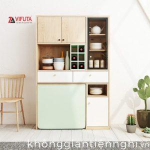 Kệ bếp cho nhà nhỏ KB.VF558.12002