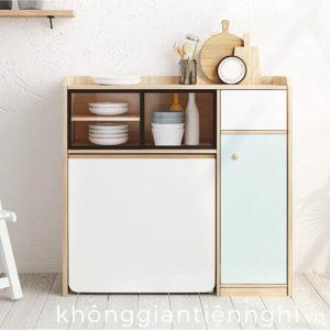 Kệ bếp mini cho nhà chật 012KB558-12401