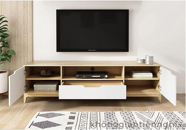 Kệ tivi bàn trà bằng gỗ 012CPK-PK006