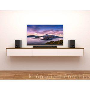 Kệ tivi treo tường bằng gỗ 012KTV555-100