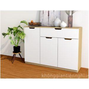 Tủ giầy bằng gỗ đẹp 012TG551-12011
