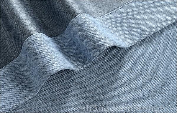 Rèm cửa đơn màu bằng vải RC-V001