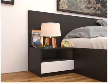 Tab đầu giường gỗ đẹp TDG002
