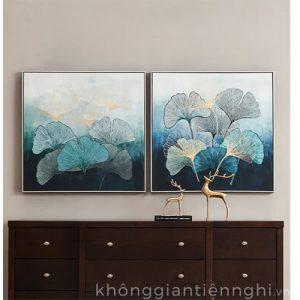 Tranh canvas cho phòng khách TCV002