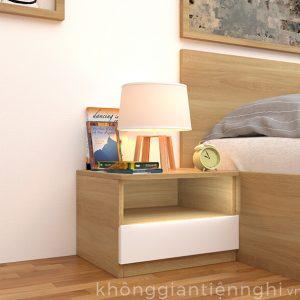 Tủ đầu giường nhỏ gọn đẹp  012TDG368-010