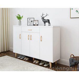 Tủ giày 4 cánh gỗ công nghiệp 012TG551-12121