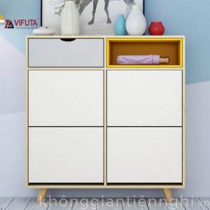 Tủ giầy phòng khách hiện đại 012TG551-12006