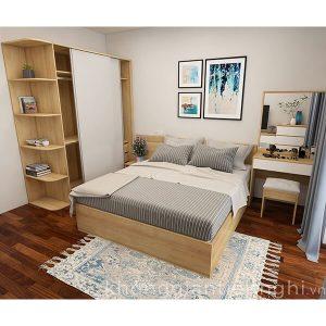 Bộ phòng ngủ hiện đại Vifuta-012BPN01