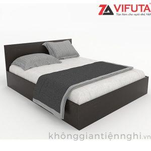 Giường ngủ gỗ 1m6x2m Vifuta 012GN168-16