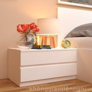 Tủ đầu giường gỗ đơn giản hiện đại  012TDG368-020