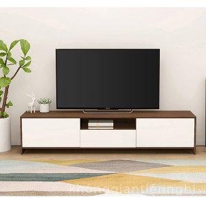 Kệ tivi bằng gỗ cho chung cư 012KTV-PK001