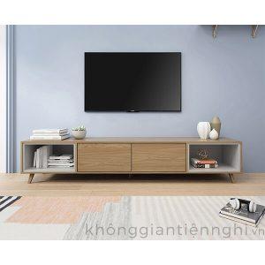 Kệ tivi dài 2m bằng gỗ 012KTV-PK003