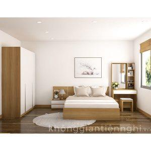 Trọn bộ phòng ngủ đẹp Vifuta-012BPN07
