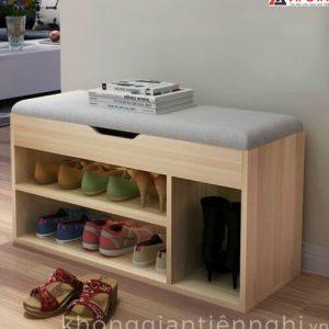 Tủ giày 1 tầng kết hợp ghế ngồi Vifuta 012TG551-08120