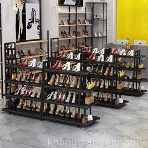 Kệ trưng bày giày dép túi xách KGTN-012KBH005
