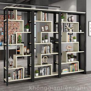 Kệ trang trí phòng khách -văn phòng-cửa hàng KGTN 011KTT008