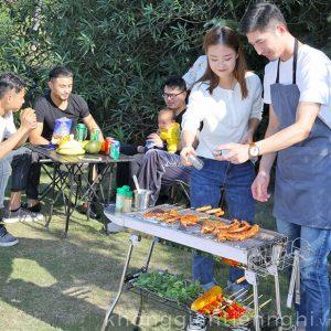 Bếp nướng ngoài trời- bếp nướng dã ngoại KGTN 011BN001